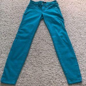 Bebe Aqua Jeans